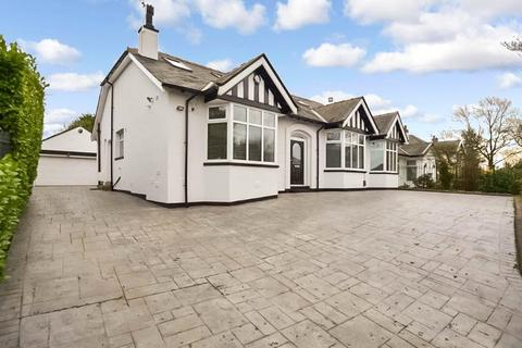 5 bedroom bungalow for sale - Ashbourne Grove, Whitefield, Manchester, Greater Manchester, M45