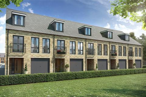 3 bedroom end of terrace house for sale - Plot 39, Hinksey Townhouse, Wolvercote Mill, Mill Road, Wolvercote, Oxford, OX2