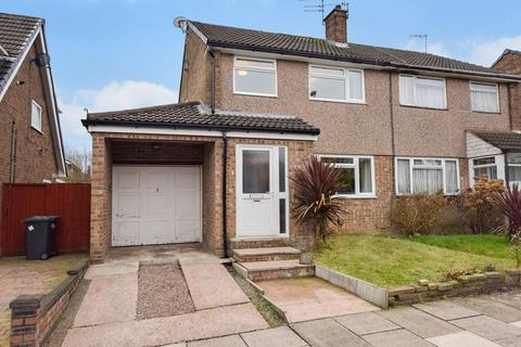 3 bedroom semi-detached house for sale - Chetwood Drive, Widnes