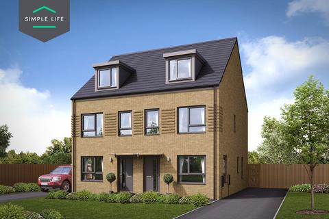 3 bedroom semi-detached house to rent - Plot 107, Queen Mary Road, Sheffield
