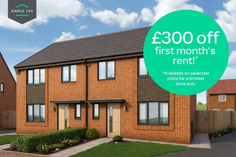 4 bedroom semi-detached house to rent - Plot 12, Medway Close, Sheffield
