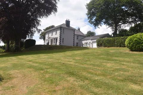 4 bedroom property with land for sale - Llanwnnen Road, Lampeter