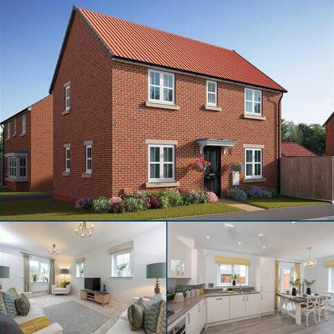 3 bedroom semi-detached house for sale - Plot 74, The Mountford at Oak Park, Southfield Lane, Tockwith, North Yorkshire YO26