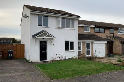 3 bedroom end of terrace house for sale - Daffodil Way, Springfield, Chelmsford, CM1