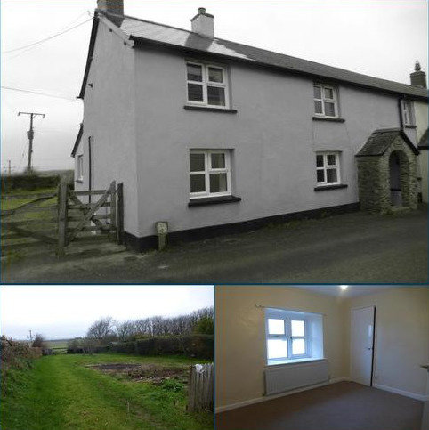 3 bedroom terraced house to rent - Higher Lovacott, Newton Tracey, Barnstaple