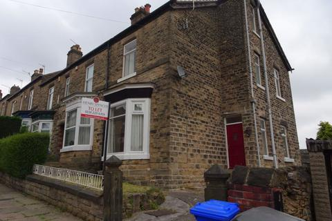3 bedroom terraced house to rent - Melbourn Road, Sheffield, S10 1NS