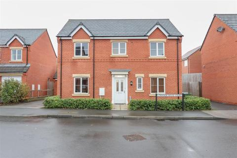 4 bedroom detached house for sale - Manor House Court, Chesterfield, S41 7GY
