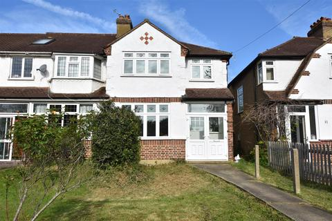 3 bedroom end of terrace house for sale - Green Lanes, Epsom