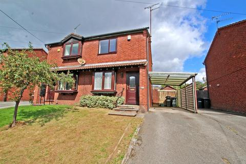 2 bedroom semi-detached house to rent - Valley Road, Carlton, Nottingham