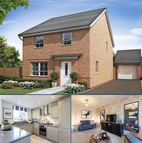 4 bedroom detached house for sale - Plot 13, Chester at Needham's Grange, Crewe Road, Shavington, CREWE CW2