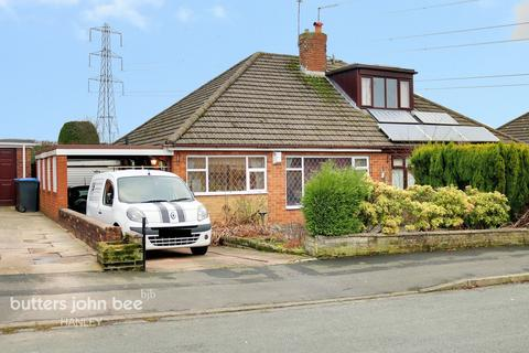 2 bedroom bungalow for sale - Moorside Road, Stoke-On-Trent, ST9 0JE