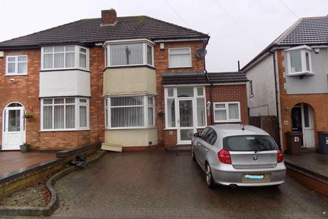 3 bedroom semi-detached house to rent - Goodway Road, Solihull B92