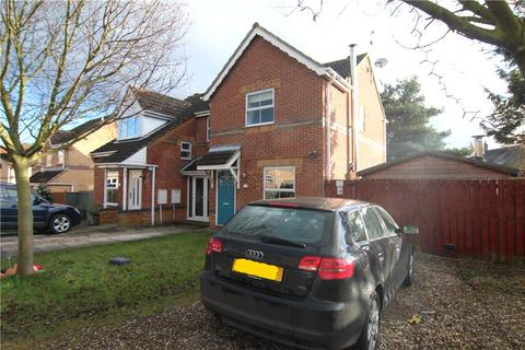 2 bedroom semi-detached house for sale - Milburn Way, Howden Le Wear, Crook, DL15