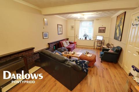 3 bedroom end of terrace house for sale - Trehafod Road, Trehafod