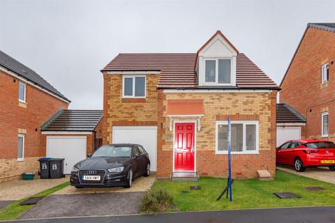3 bedroom detached house for sale - Dewhirst Close, Leadgate, Consett, DH8 6LF