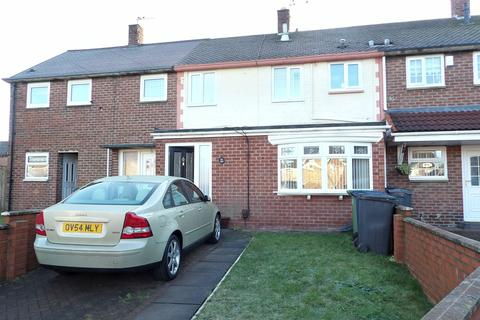 2 bedroom terraced house for sale - Sydney Gardens, Brockley Whinns, South Shields, Tyne and Wear, NE34 9DZ