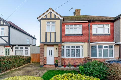 4 bedroom semi-detached house for sale - Inwood Avenue, OLD COULSDON, Surrey, CR5 1LN