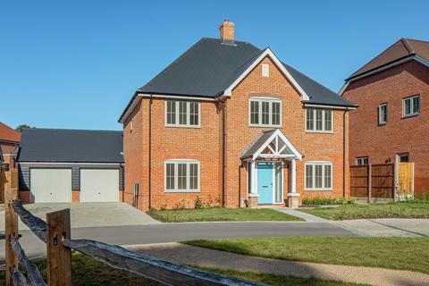 5 bedroom detached house for sale - Odiham Road, Riseley, RG7