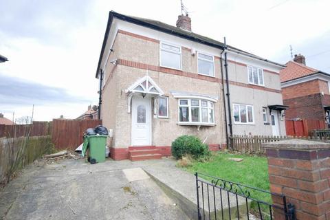 3 bedroom semi-detached house for sale - West Moor Road, Pallion