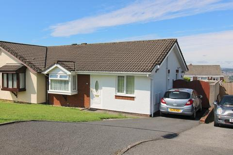 2 bedroom semi-detached bungalow for sale - Mackworth Drive, Cimla, Neath, Neath Port Talbot. SA11 2QA