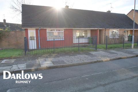 1 bedroom bungalow for sale - Kewstoke Avenue, Llanrumney, Cardiff