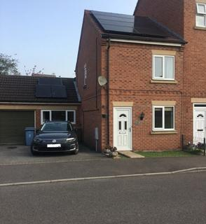 2 bedroom terraced house to rent - Eldon Green, Tuxford, NG22