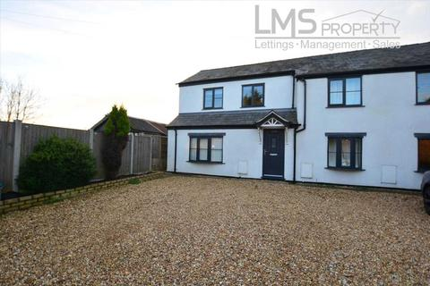 2 bedroom terraced house to rent - Swanlow Lane, Winsford