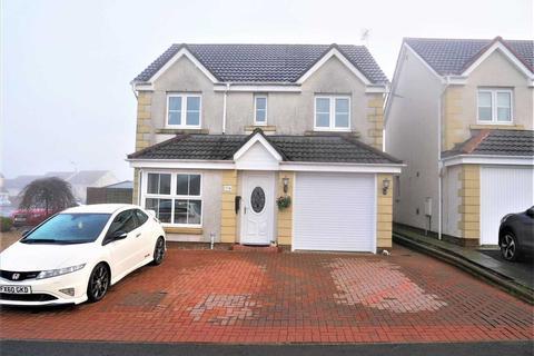 4 bedroom detached house for sale - Foxdale Drive, Bonnybridge