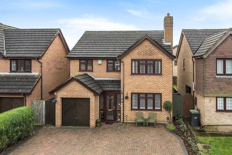 4 bedroom detached house for sale - Priestley Drive, Larkfield