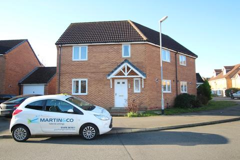 3 bedroom semi-detached house to rent - Grantham, Hudson Way
