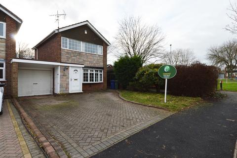 3 bedroom link detached house for sale - Deerleap Way, Etchinghill