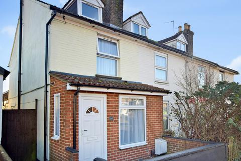 3 bedroom end of terrace house for sale - Kingsnorth Road, Ashford