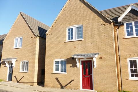3 bedroom semi-detached house to rent - 8 Berkeley Place, Boston, Lincs, PE21 7UA