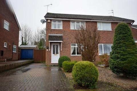 3 bedroom semi-detached house for sale - Chantry Close, Mickleover, Derby, DE3 0TG