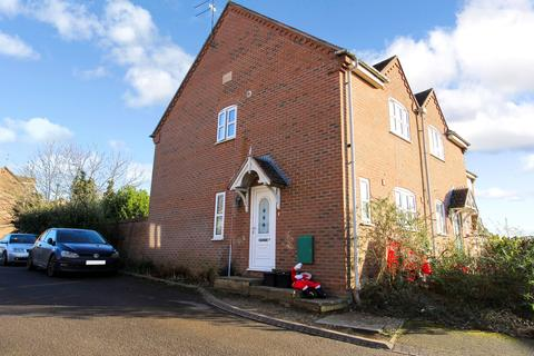 2 bedroom end of terrace house to rent - Quarrybrook Close, South Marston, Swindon