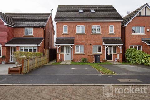3 bedroom townhouse to rent - Lochleven Road, Wistaston