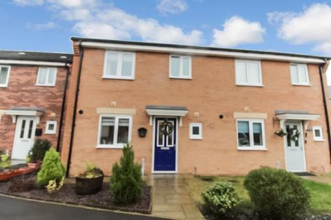 3 bedroom semi-detached house for sale - Whittle Rise, Blyth