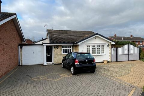 2 bedroom detached bungalow for sale - Chartwell Close, Whitestone, Nuneaton