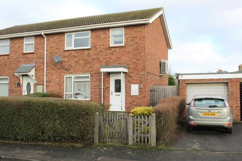 3 bedroom end of terrace house for sale - Blythe Way, Gamlingay
