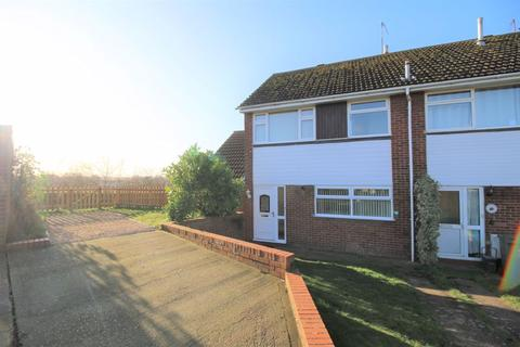 3 bedroom semi-detached house to rent - Conduict Hill Rise, Thame
