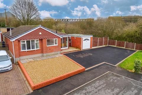 3 bedroom detached bungalow for sale - Bateman Avenue, Brown~Lees.  ST8 6TD