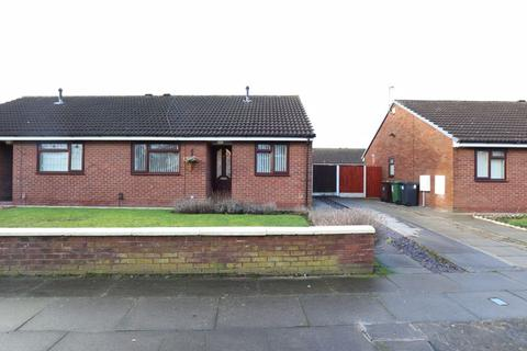 2 bedroom semi-detached bungalow for sale - Captains Lane, Bootle