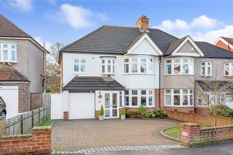 4 bedroom semi-detached house for sale - Boleyn Gardens, West Wickham