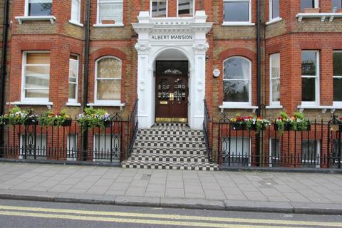 1 bedroom apartment to rent - Albert Mansions, Luxborough Street, Marylebone, London, W1U