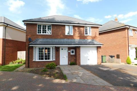 4 bedroom detached house for sale - Lucy Baldwin Close, Stourport-On-Severn