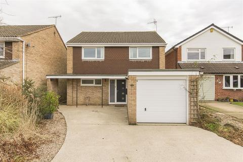 4 bedroom detached house for sale - Pickton Close, Walton, Chesterfield