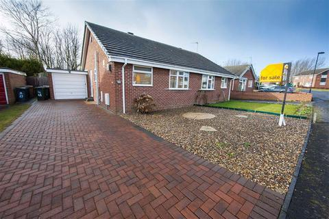 2 bedroom semi-detached bungalow to rent - Welwyn Close, Redesdale Park, Wallsend