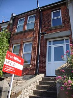 4 bedroom terraced house to rent - Milner Road, Brighton