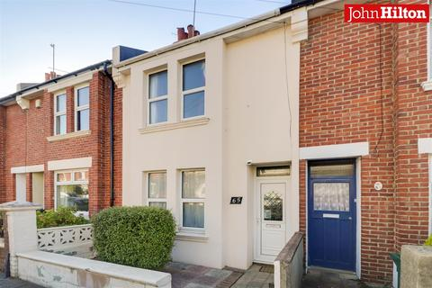 4 bedroom terraced house to rent - Redvers Road, Brighton