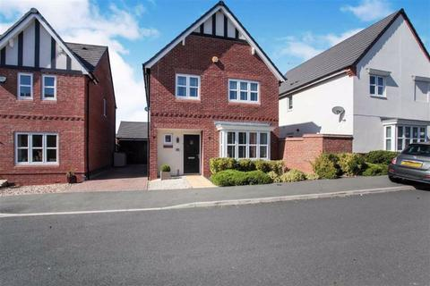 4 bedroom detached house for sale - Holywell Fields, Hinckley
